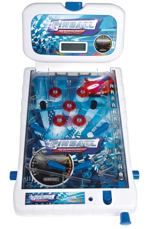 Games & More - Pinball Flippermaskine