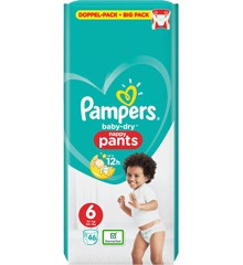 Pampers - Baby Dry Nappies Str. 6