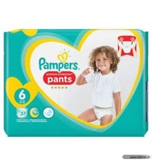 Pampers - Premium Protection Pants Str. 6
