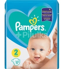Pampers - New Baby Nappies Str. 2