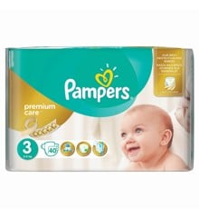 Pampers - Premium Care Nappies Str. 3
