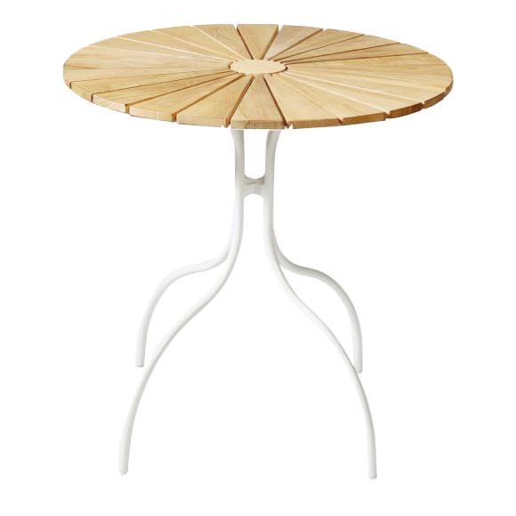 Cinas - Ellen Café Bord Ø 80 cm - Hvid