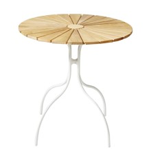 Cinas - Ellen Café Table Ø 80 cm - White (2525116)