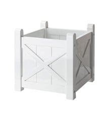 Cinas - Rosenborg Planter Box - White (9505010)