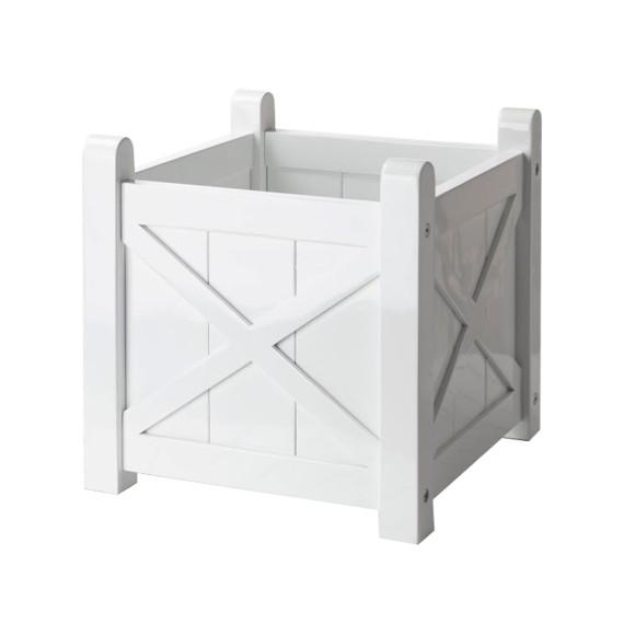 Cinas - Rosenborg Planter Box - White (9505010)