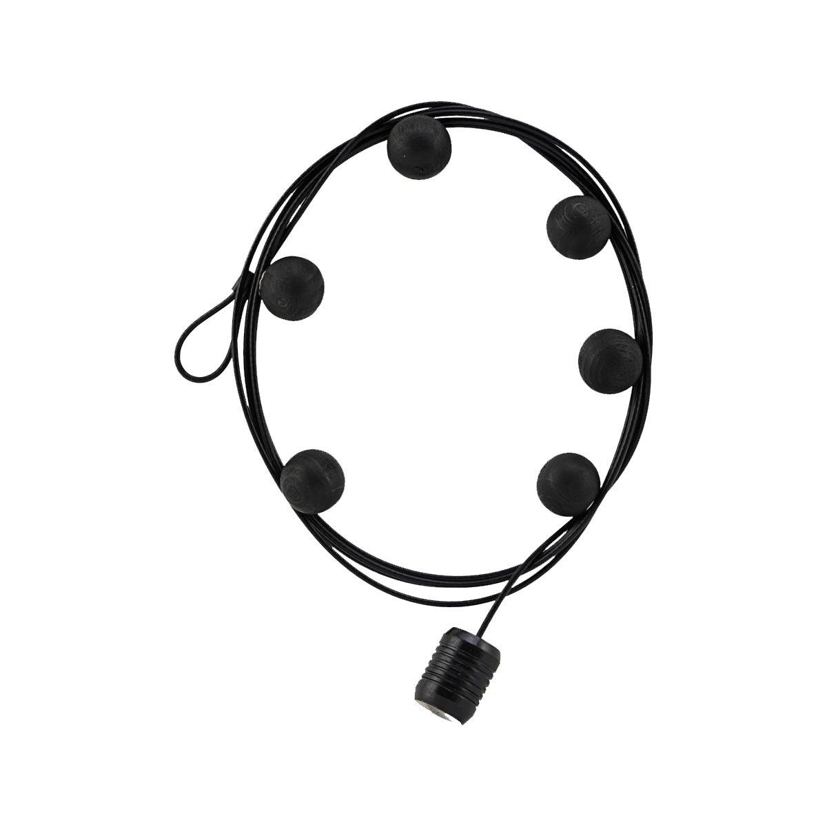 House Doctor - Photo Kabel Display - Black (409470050)