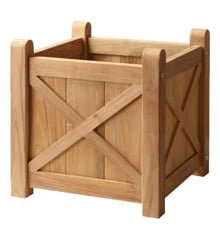 Cinas - Rosenborg Planter Box - Teak Wood (9505000)