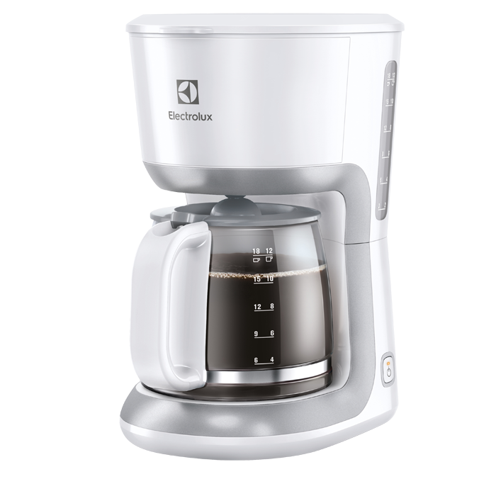 Electrolux - Love your day Coffee machine - White