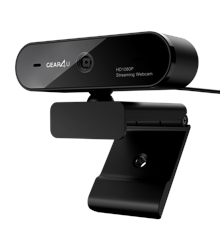 GEAR4U FOCUS WEBCAM 1080P