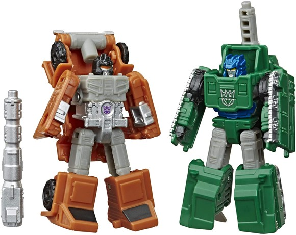 Transformers - Generations Micromaster - Military Patrol (E7150)