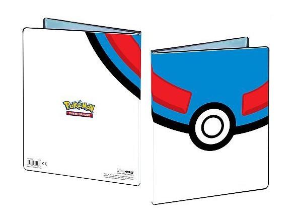 Pokemon: Great Ball 9 Pocket Binder (Pokemon Binder)