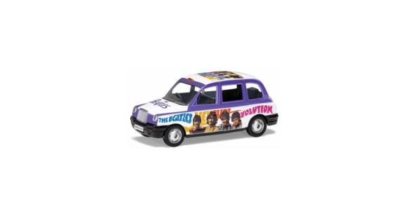 The Beatles - London Taxi - 'Hey Jude' Die Cast 1:36 Scale