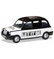 The Beatles - London Taxi - 'Let It Be' Die Cast 1:36 Scale