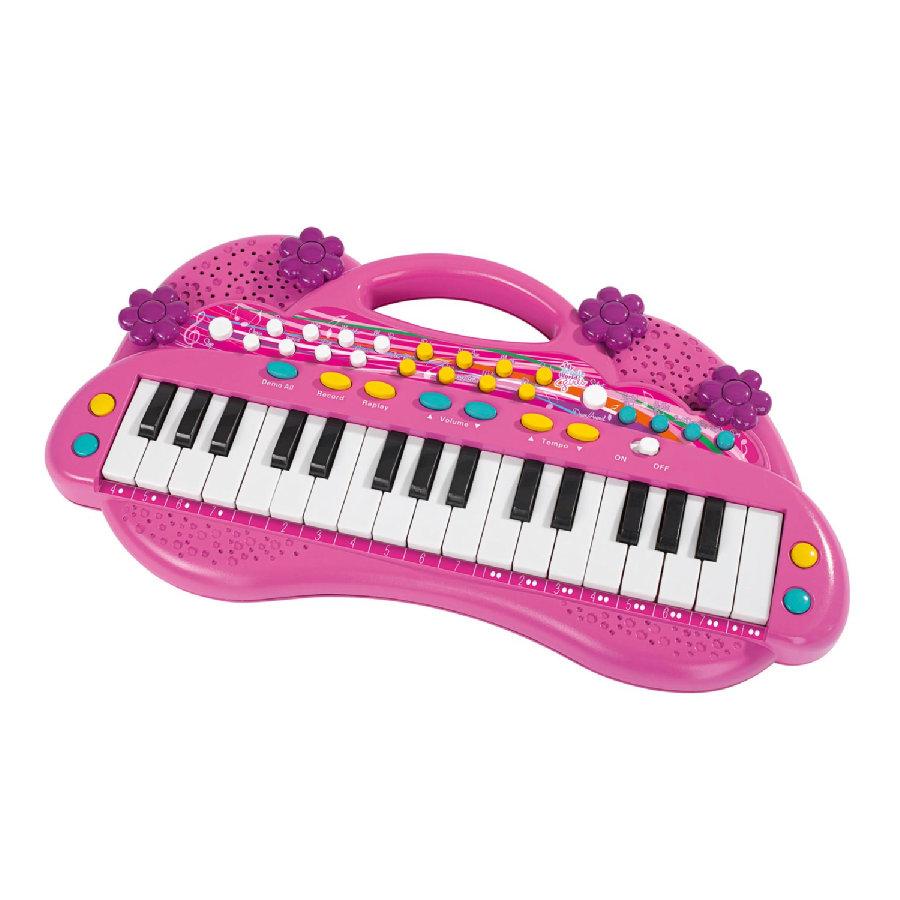 My Music World - Pink Keyboard (I-106830692)
