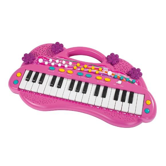 My Music World - Pink Keyboard