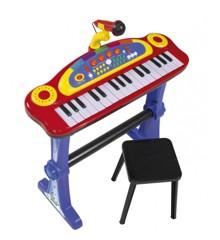 My Music World - Keyboard med Skammel