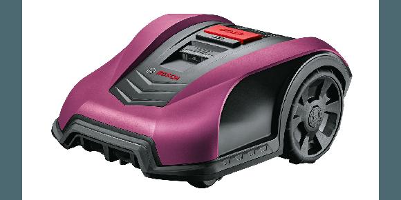 Bosch - Cover For Indego Robotic Lawn Mower - Fushia