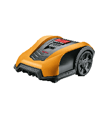 Bosch - Cover For Indego Robotic Lawn Mower - Orange/Yellow