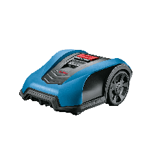 Bosch - Cover For Indego Robotic Lawn Mower - Blue