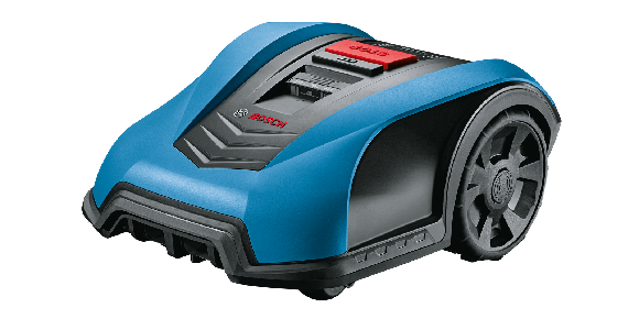 zzBosch - Cover For Indego Robotic Lawn Mower - Blue