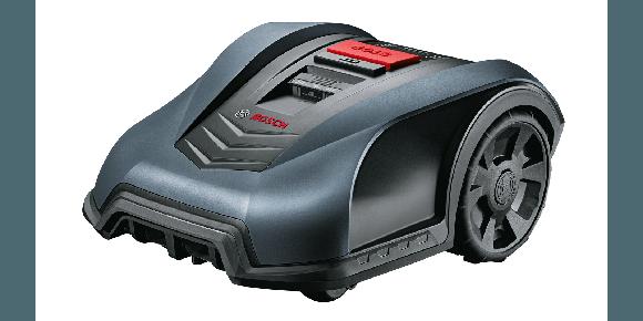 Bosch - Cover For Indego Robotic Lawn Mower - Dark Grey