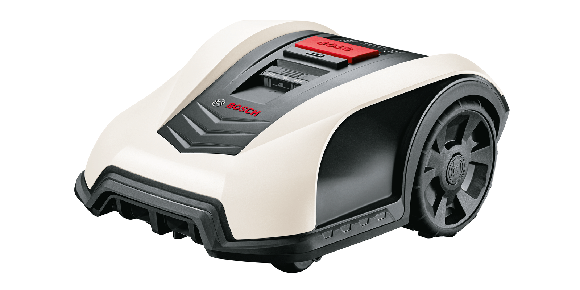 zzBosch - Cover For Indego Robotic Lawn Mower - White