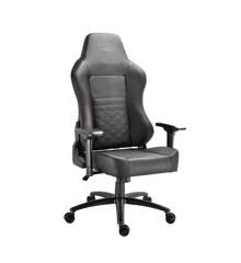 DON ONE - Luciano Gaming Chair Black/Black stiches (Black/Black stiches) (Demo)