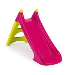 Smoby - Rutschebane - Pink/Grøn
