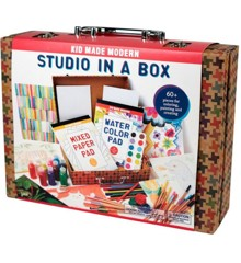 Kid made modern - Studio in a Box