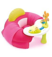 Cotoons - Stol med Legebord - Pink
