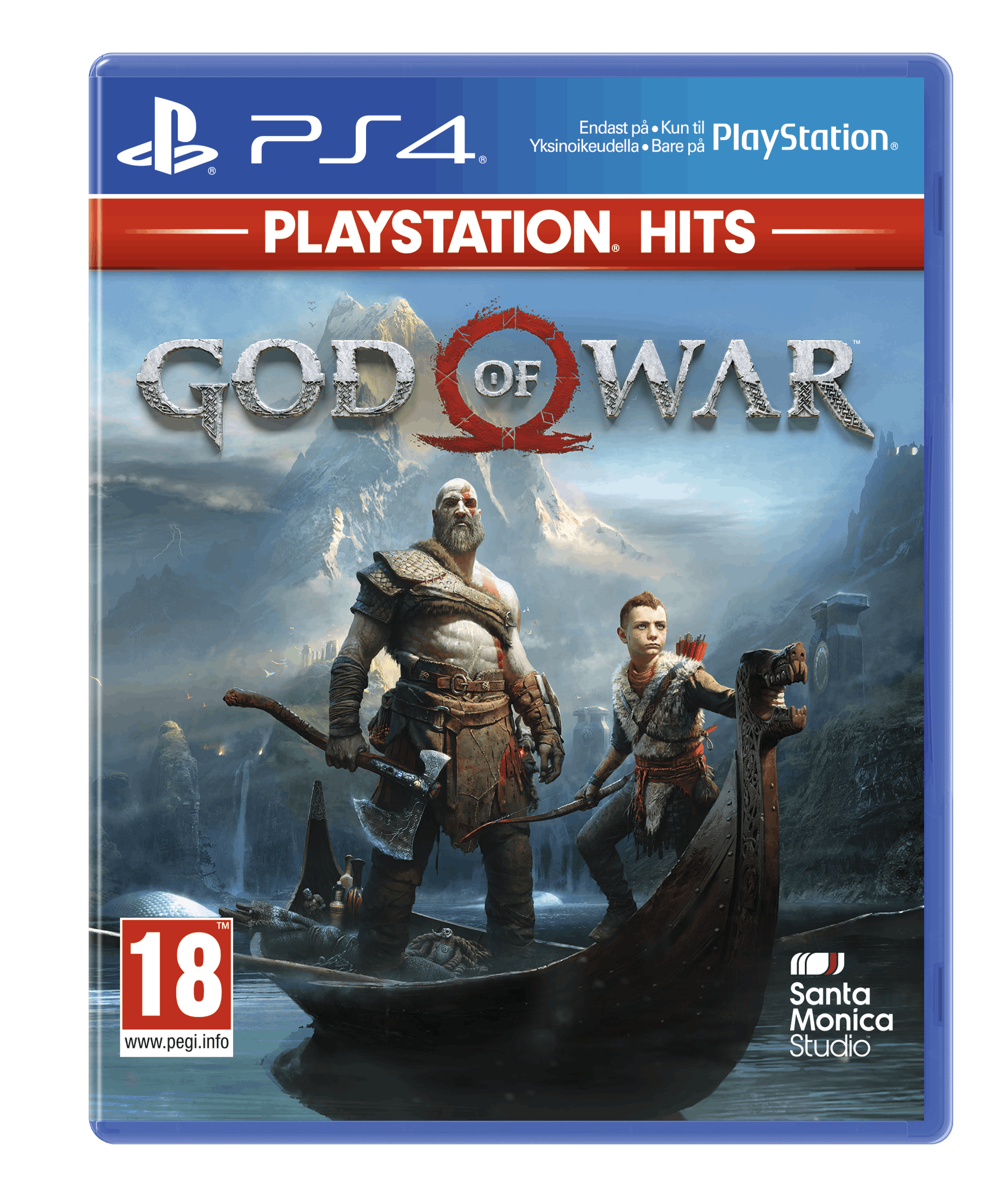 God of War (PlayStation Hits) (Nordic)