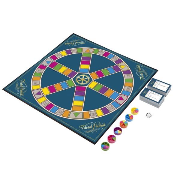 Hasbro Gaming - Trivial Pursuit - Classic Edition (Dansk) (C1940)