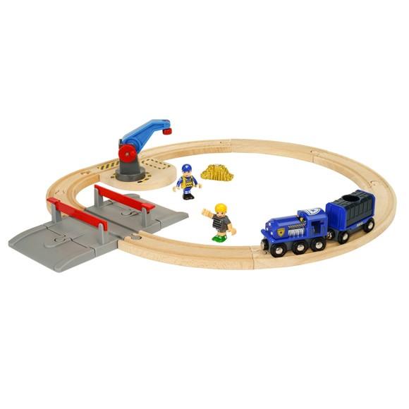 BRIO - Police Transport Set (33812)
