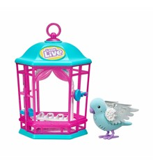 Little Live Pets - Bird S9 Cage - Blue