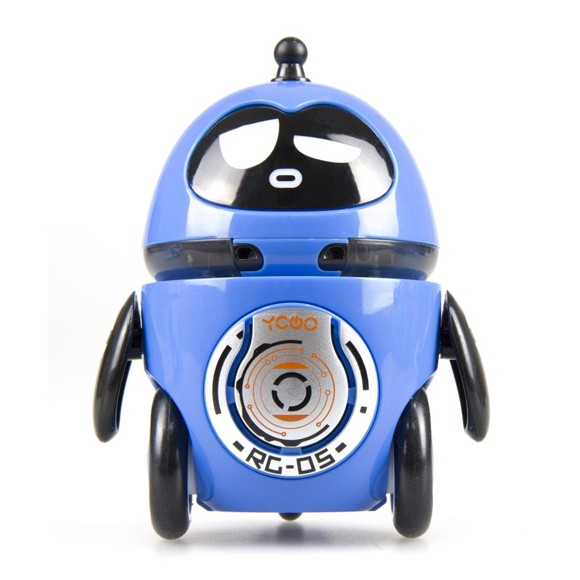 Silverlit - Follow Me Droid - Blue