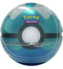 Pokemon - Tin Dive Ball Including 3 Boosters