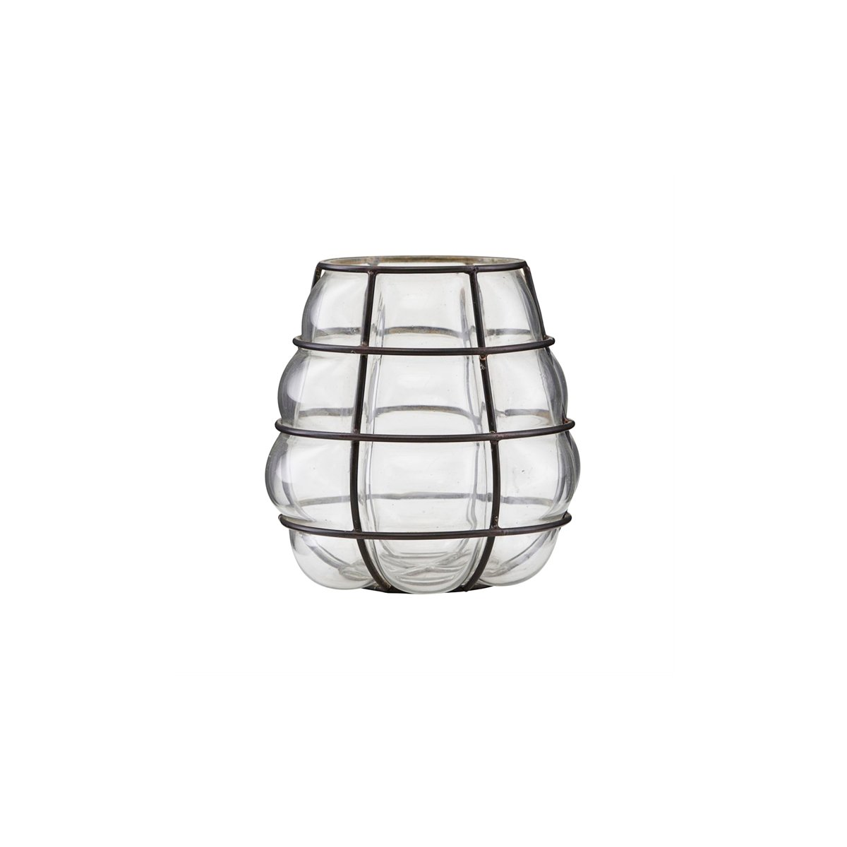 House Doctor - Navi Antik Metallisk Lantern - Small (258740300/258740300)