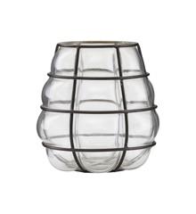 House Doctor - Navi Antik Metallisk Lantern - Medium (258740301/258740301)
