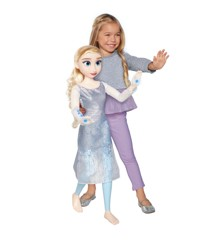 Disney Frozen 2 - Featured Playdate Elsa 81cm  (214976)