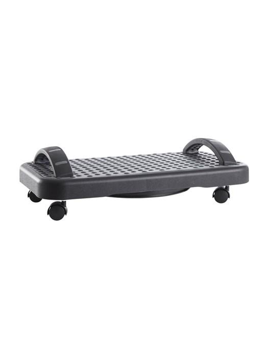 Inshape - Fitness  Multi Step Bench - Black/Grey (17061)