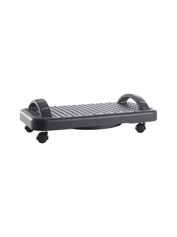 Inshape - Fitness  Multi Step Bench - Black/Grey (17061)