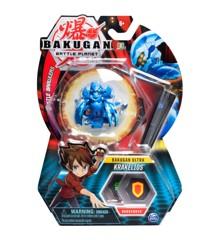 Bakugan - Deluxe Bakugan 1 pack - Krakelius (20109021)