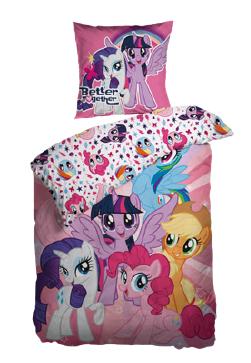 coolshop.co.uk - Bed Linen – Adult Size 140 x 200 cm – My Little Pony (160013)