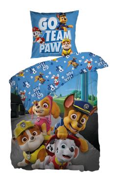 coolshop.co.uk - Bed Linen – Adult Size 140 x 200 cm – Paw Patrol (160014)