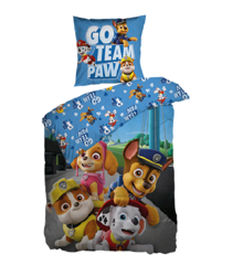 Bed Linen - Adult Size 140 x 200 cm - Paw Patrol (160014)
