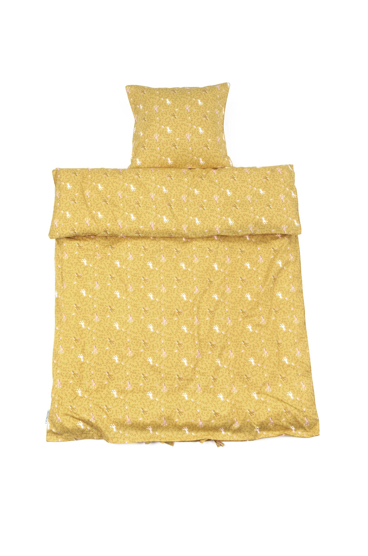 Sengetoj Side 7 Filibabba Sengetoj Baby Sateen Quality Golden Mustard