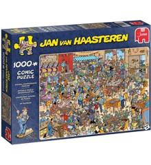 Jan Van Haasteren - National Championship,  1000 Piece Puzzle (19090)