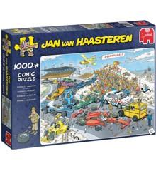 Jan Van Haasteren - Formule 1 - 1000 Piece Puzzle (19093)