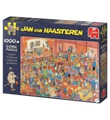 Jan Van Haasteren - Magic Fair ,  1000 Piece Puzzle (19072)