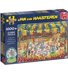 Jan Van Haasteren - Acrobat Circus - 1000 Piece Puzzle (19089)